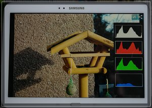 interessante Anwendung:DSLR-Dashboard!