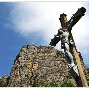 Castellane, Südfrankreich