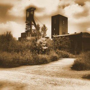 Ein Teil der Zeche Zollverein