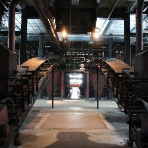 Nochmal Zeche Zollverein( Kohlenwäsche)