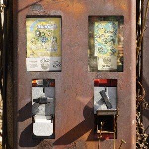 Kaugummi-Automat