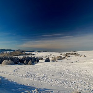 Winter in der Rhön (Wasserkuppe)