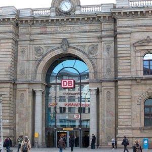 Magdeburg Bahnhof