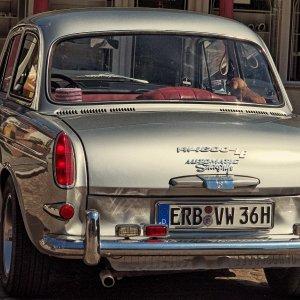 Oldtimer VW 1600 LE aus den 60ern