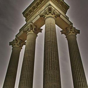 xanten, tempel