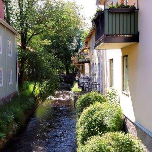 die Altstadt von Eksjö Teil2