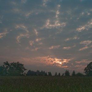 Am frühen Morgen
