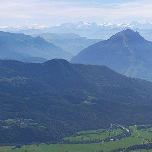 Gipfelblicke von der Kampenwand