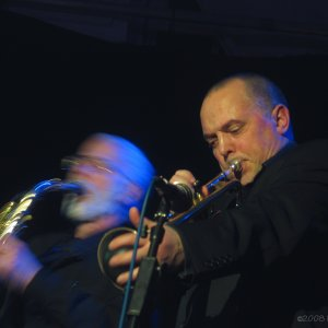 Mike B. -Jazz Trompete