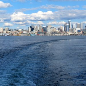 Skyline von Seattle