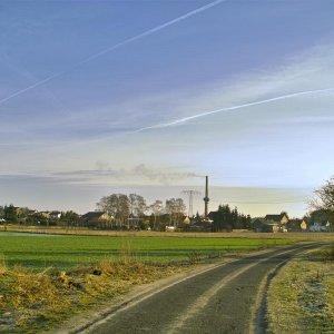 Morgens in Klosterfelde