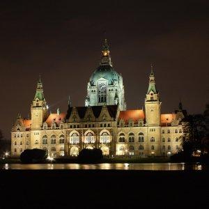 Hannoversches Rathaus