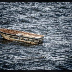 kleines Boot...