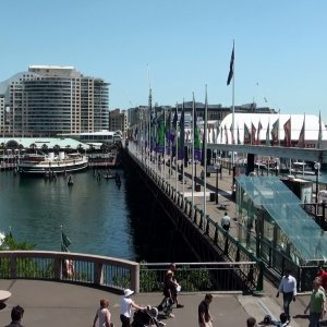 Darling Harbour ...