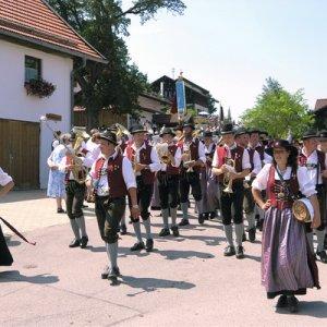 Trachtenfest in Wildsteig 2006