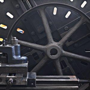 Technik des vorigen Jahrhunderts