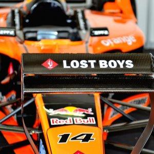 Arrows Formula One Monte Carlo Spec