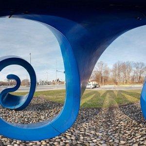 Die blaue Spirale (München)