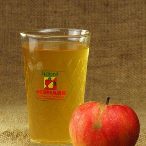 Äppelwoiglas
