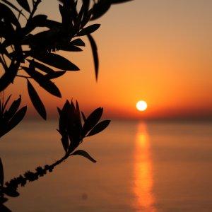 Sonnenaufgang in Spanien