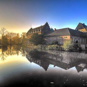 Wasserschloss Wittringen (Gladbeck NRW)