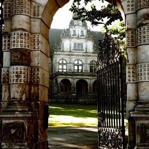 Tor zum Palais