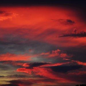 Sonnenuntergänge in Waltrop