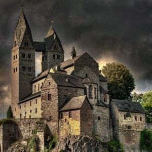 Lubentiuskirche Dietkirchen
