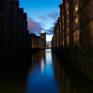 Hamburg Speicherstadt.......