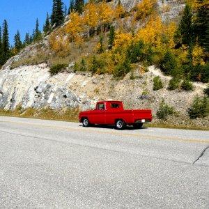 Das rote Auto