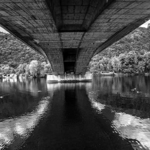 Brückenspieglung