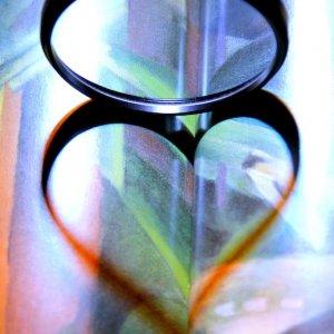Glühendes-Kunst-Herz