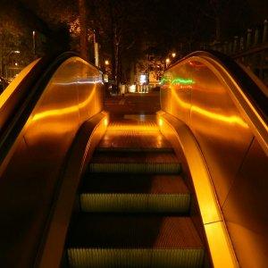 Rolltreppe -2-