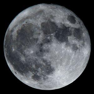 Mond vom 17.12.2013