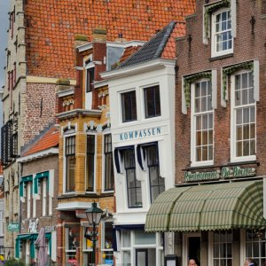 Marktplatz Zierikzee (Holland)