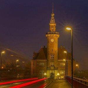 Dortmund bei Nacht