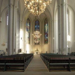 Kirchen Innere - Osnabrück