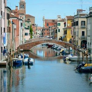 Wasserstadt Chioggia