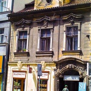 Gesehen in Prag
